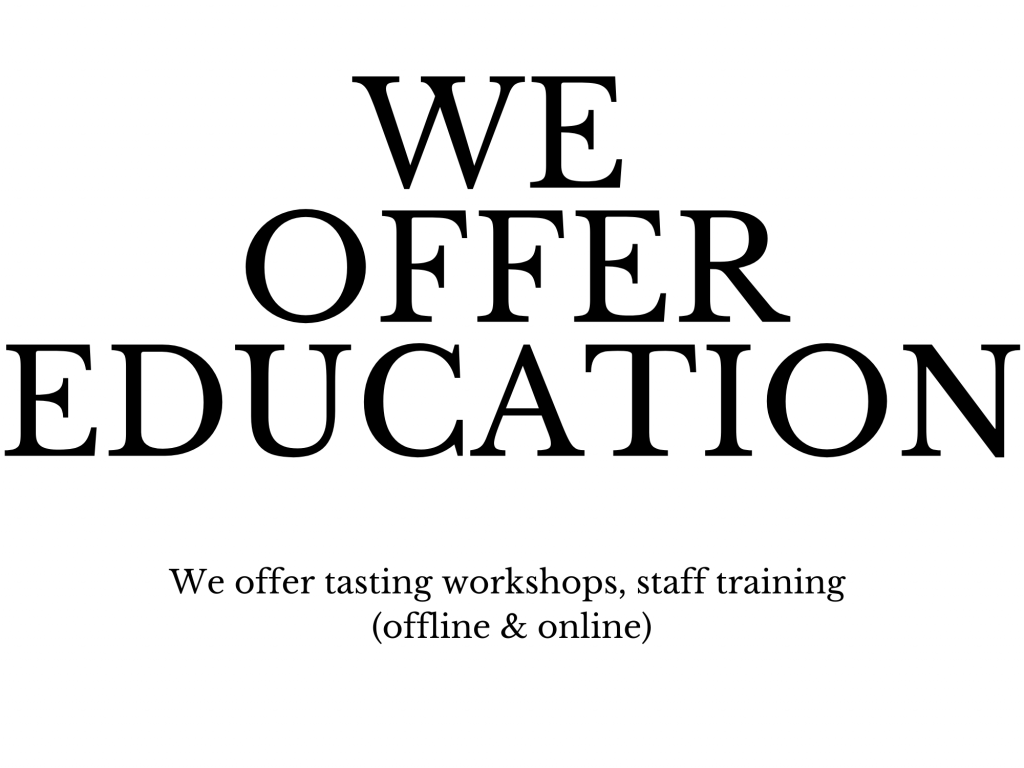 The beverage bureau is about Education