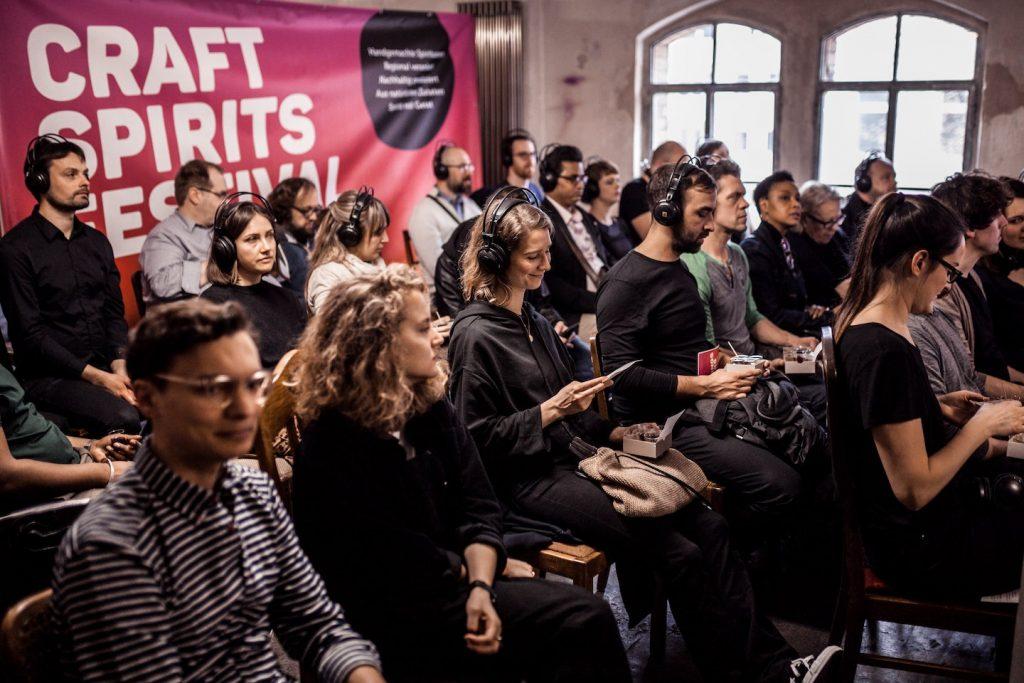 The Beverage Bureau Conference Program at Craft Spirits Berlin