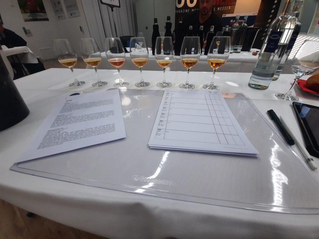 Picture of The Beverage Bureau jury Meininger Jury Evaluation Craft Spirits