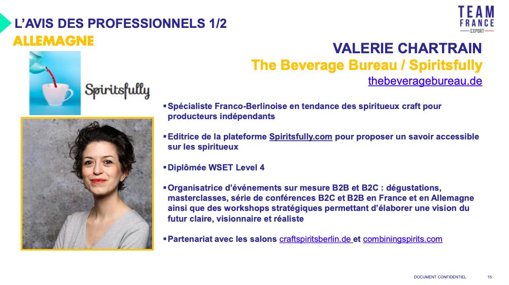 Screenshot of a The Beverage Bureau Online Trends Workshop